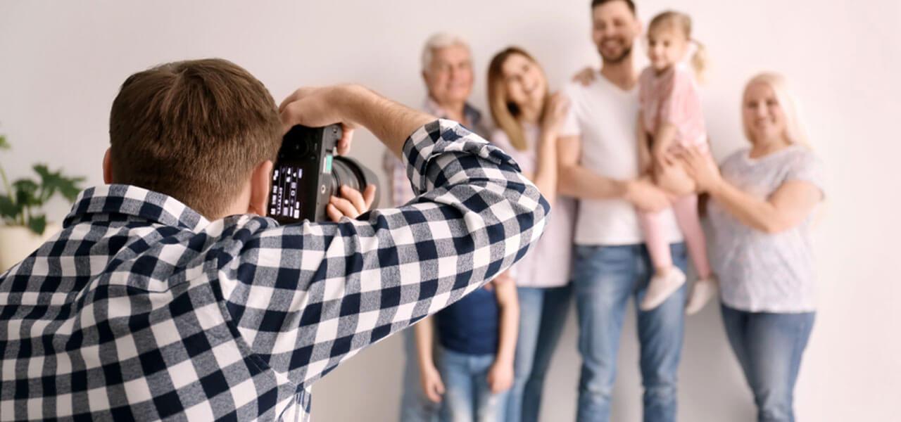 家族写真 イメージ画像