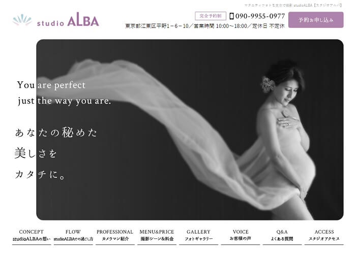 studio ALBA キャプチャ画像