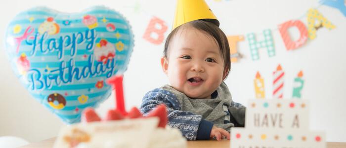 誕生日イメージ画像