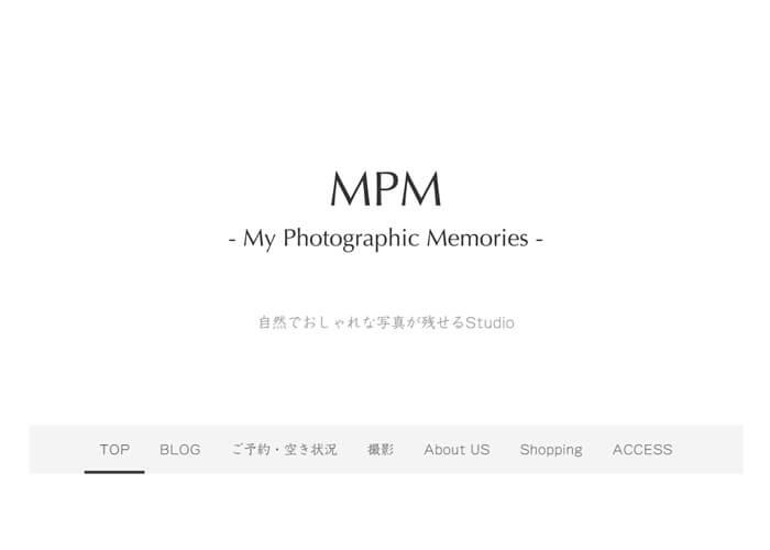 MPMのキャプチャ画像