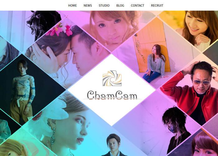 ChamCamのキャプチャ画像