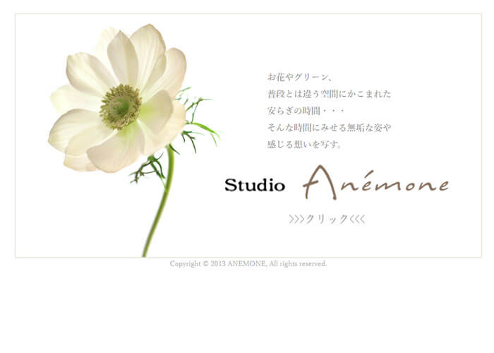 studio Anemoneのキャプチャ画像