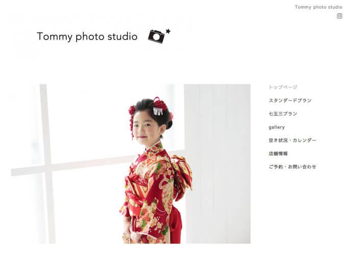 Tommy photo studio キャプチャ画像