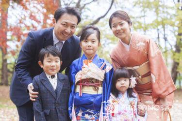 753 家族写真