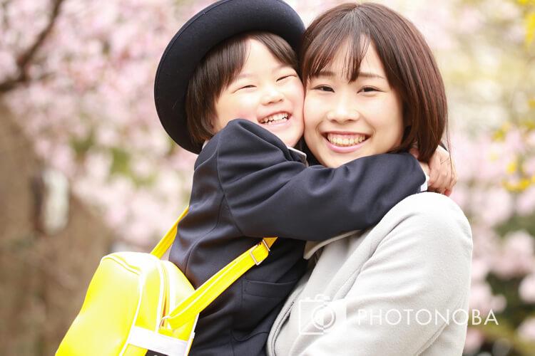 入園入学 イメージ