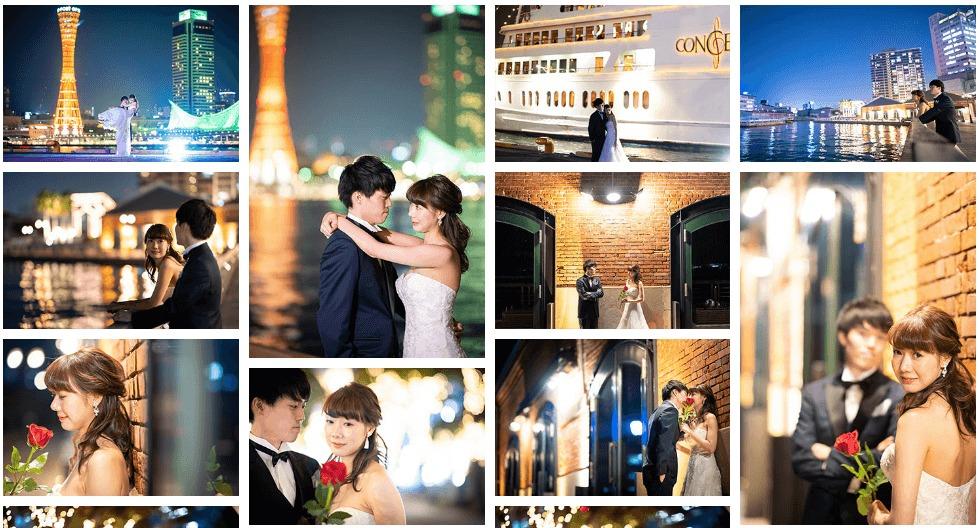 スタジオゼロ神戸 撮影イメージ