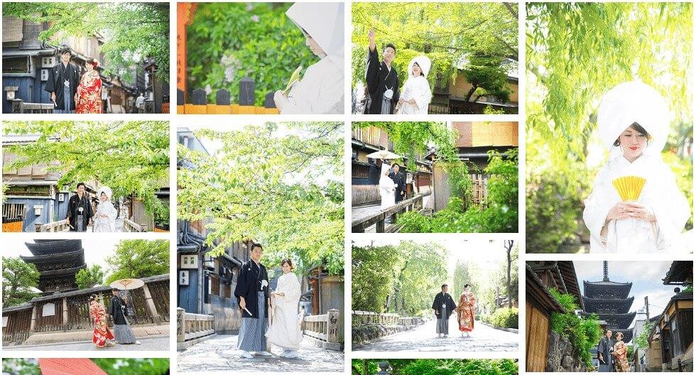 スタジオゼロ 京都本店 撮影イメージ