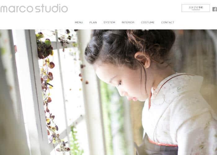 marco studio(マルコスタジオ)のキャプチャ画像