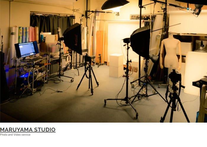 MARUYAMA STUDIO(マルヤマスタジオ)のキャプチャ画像