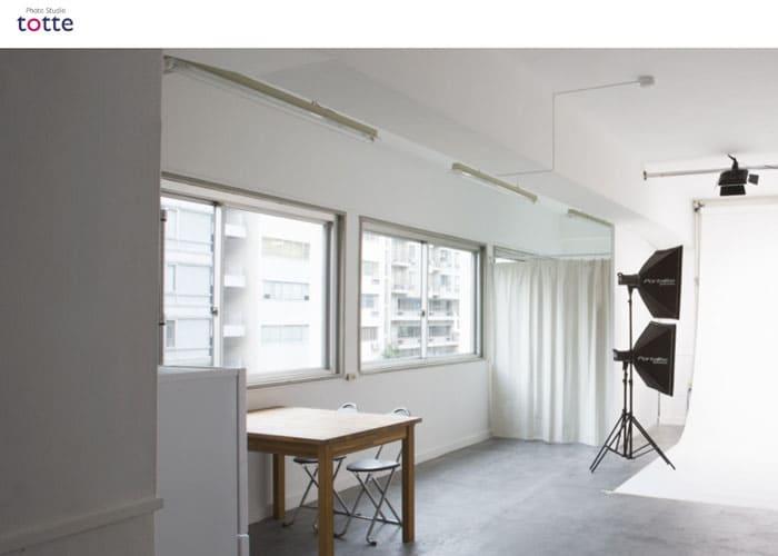 Photo Studio totte (フォトスタジオ トッテ)のキャプチャ画像