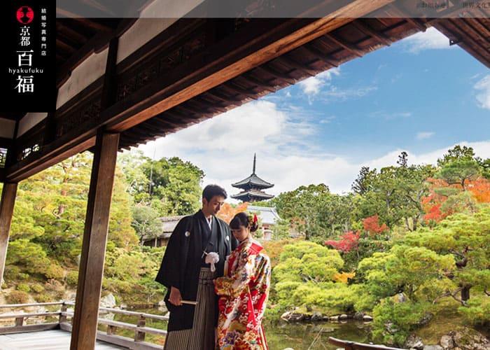 京都百福 - Kyoto hyakufuku -のキャプチャ画像